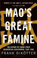 Mao's Great Famine: The History of...
