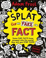 Splat the Fake Fact!: Doodle on them,...