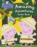 Peppa Pig: Amazing Adventures Sticker...