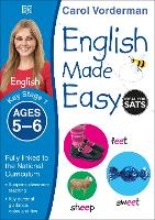 English Made Easy Ages 5-6 Key Stage...