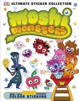 Moshi Monsters Ultimate Sticker...