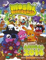 Moshi Monsters Official Annual: 2014