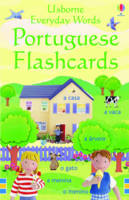 Everyday words Portuguese flashcards