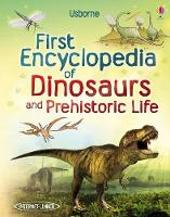 First Encyclopedia of Dinosaurs and...