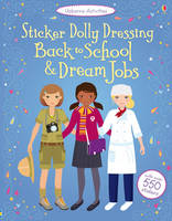 Sticker Dolly Dressing Back to School...