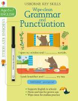 Wipe-Clean Grammar & Punctuation 6-7
