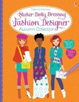 Sticker Dolly Dressing Fashion...