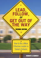 Lead, Follow, or Get Out of the Way:...