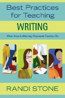 Best Practices for Teaching Writing:...
