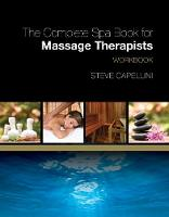 The Complete Spa Book for Massage...