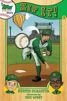 A Topps League Story: Zip It!: Bk. 3