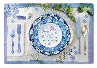 The Forest Feast Paper Placemats: 40...