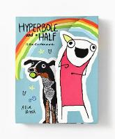 Hyperbole and a Half Die-Cut Notecards
