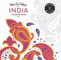 Vive le Color! India (Coloring Book):...
