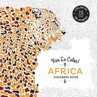Vive Le Color! Africa (Coloring ...