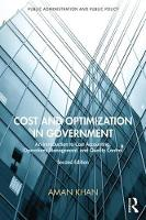 Cost and Optimization in Government:...