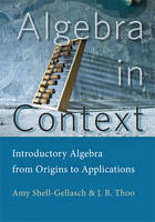 Algebra in Context: Introductory...