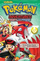 Pokemon Adventures (Gold and Silver),...