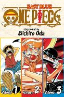 One Piece: East Blue 1-2-3: 1: 3-in-1...