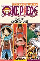 One Piece: Baroque Works 19-20-21,...