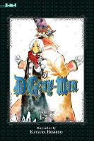 D.Gray-Man (3-in-1 Edition), Vol. 1:...