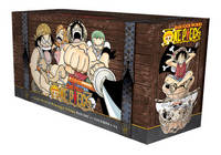 One Piece Box Set: East Blue and...