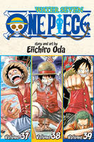 One Piece: Water Seven 37-38-39, Vol....