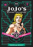 Jojo's Bizarre Adventure Part 1:3:...
