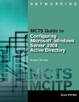 MCTS Guide to Microsoft Windows ...