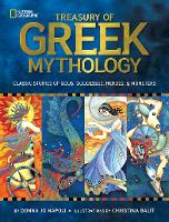 Treasury of Greek Mythology: Classic...