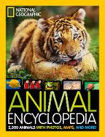 Animal Encyclopedia: 2,500 Animals,...