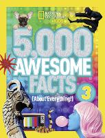 5,000 Awesome Facts: No. 3