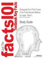 Studyguide for A First Course in the...