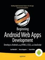 Beginning Android Web Apps...