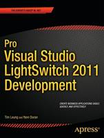 Pro Visual Studio Lightswitch 2011...