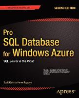 Pro SQL Database for Windows Azure:...