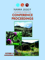 2007 NAMA Conference Proceedings