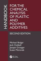 Handbook for the Chemical Analysis of...