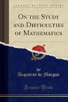 On the Study and Difficulties of...