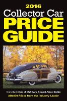 Collector Car Price Guide: 2016
