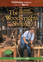 The Woodwright's Shop (Season 1)