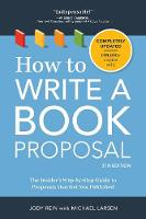 How to Write a Book Proposal: The...