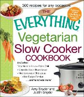The Everything Vegetarian Slow Cooker...