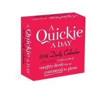 A Quickie a Day 2014 Daily Calendar: ...