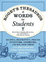 Roget's Thesaurus of Words for...