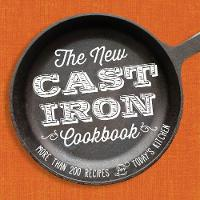 The New Cast-Iron Cookbook: More Than...
