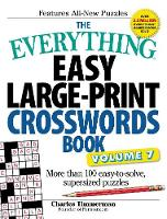 The Everything Easy Large-Print...