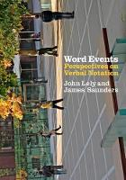 Word Events: Perspectives on Verbal...