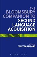 The Bloomsbury Companion to Second...