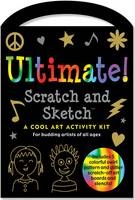 Ultimate Scratch & Sketch Kit